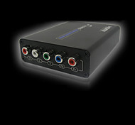 LENKENG LQ384 HDMI Female to Ypbpr Female Video Converters Support 1080I 720P