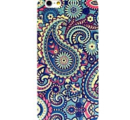 Paisley Pattern TPU Soft Cover for iPhone 6/6S