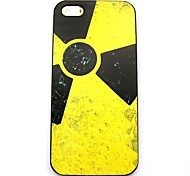 Radiation Pattern Hard Case for iPhone 4/4S