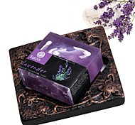 High Quality Pure Natural Lavender Essential Oil Soap