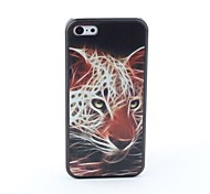 Leopard Style Protective Back Case for iPhone 5C