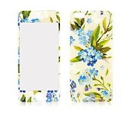 Angibabe Pentalobe Pattern Front and Back Tempered Glass Screen Protector for iPhone 5/5S