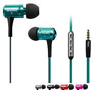 AWEI ES-130i  3.5mm In-Ear Earphones With MIC 3 Accessories for Samsung Phones(Assorted Colors)