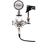 Official Accessories Feeder Shape Condenser Microphone