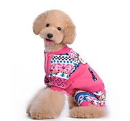 Pet Fashion Lovely Sweet  keep Warm Coat for Pets Dogs (Assorted Colors,Sizes)