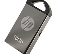 hp originales de mini hierro hombre v221w 16gb usb 2.0 flash drive pluma
