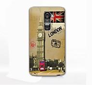 Sights of London Design Hard Case for LG G2