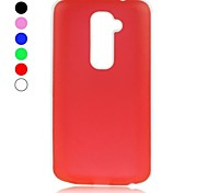 ENKAY Protective TPU Back Case for LG G2
