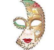 Princess Golden PS Masquerade Hands Holding Mask