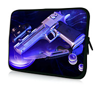 "HUADO® 15"" Cool Weapon  Laptop Sleeve Case for MacBook Air Pro/HP/DELL/Sony/Toshiba/Asus/Acer"