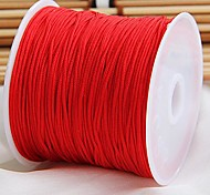 Chinese Knot Cord Red (1Roll)