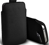 Slim Premium PU Leather Waist Pouch for iPhone 6S/6 Plus and Others under 5.5""