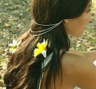 Shixin® European  Silver Alloy Headbands For Women(Gold,Silver)(1 Pc)