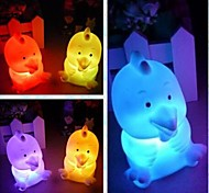 comodo doce pollo zodiaco colorida luz LED