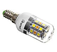 Lampadine a pannocchia 31 SMD 5050 T E14 4 W 280 LM Bianco AC 220-240 V
