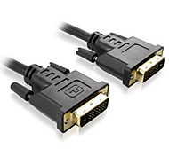 Sinseader 1.5M 4.92FT DVI(24+1) Male to DVI(24+1) Male Display Signal Cables Support 2560*1600