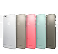 Ultra Thin Frosted Cover Case for iPhone 6 \\(Assorted Colors)