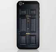 221 Door Pattern Hard Case for iPhone 5/5S