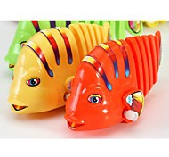 Wiggly Fish Wind-Up Toys (Random Color)
