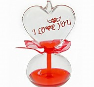 Creative Heart-shaped I Love You Thermometer Gift