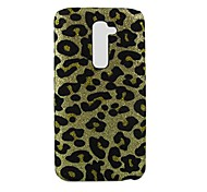 Leopard Print Design Pattern Hard Case for LG G2