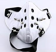 Tokyo Ghoul Bike Gang White Cosplay Mask