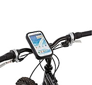 Waterproof Motorcycle Bike Handlebar Sport Mount Cycling Holder Phone Case for Samsung Note 2/3