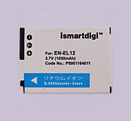 Ismart Camera Battery for Nikon Coolpix S610, S610c, S620, S630 and More