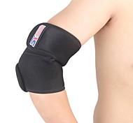 Adjustable Ventilate Elbow Barce Guard - Black - Free Size