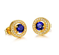Exquisite Exquisite Gift Set Auger AAA Zircon Earrings