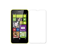 Dengpin ® Anti-Explosion Fingerprint Resistant HD Clear Tempered Glass Screen Protector Film for Nokia Lumia 630