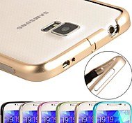 DSB® Premium Aircraft Aluminium Ultra Thin 0.7 mm Slim Frame Bumper Case Cover for Samsung S5