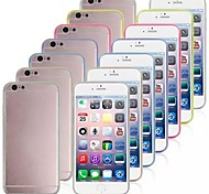 Ultra-thin TPU Cover for iPhone 6 (Assorted Colors)