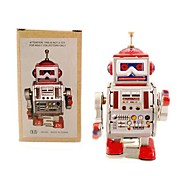 Tin Wire Robot Wind-Up Toys for Collection
