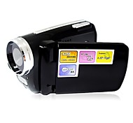 Zoom digitale 4x display lcd max 12mp videocamera regalo da 1,8 pollici dv-168