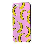 cas dur de modèle de banane pour iphone 5/5 ans