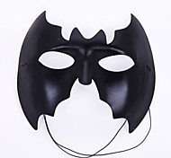 Black Batman PVC Halloween Party Mask