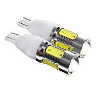 t15 7,5 W High Power SMD LED Birne Xenon-weißen Super-Bright (DC12-24 2 Stück)