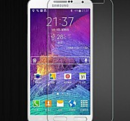 Professional High Transparency LCD Crystal Clear Screen Protector with Cleaning Cloth for Samsung Galaxy Note 4