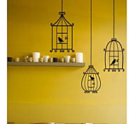 JiuBai® Bird Nest Wall Sticker Wall Decal