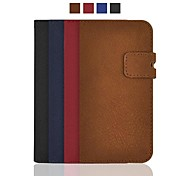 Angibabe Dull Polish Leather Cover with Card Slot for iPhone 6