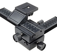 4 Way Macro Focusing Rail Slider /Close-up Shooting for Canon Nikon Sony Pentax SLR