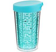 Creative Maze Double Insulated Cup Novelty Toys(Random Color)