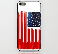 Hand-painted Flag Pattern hard Case for iPhone 6