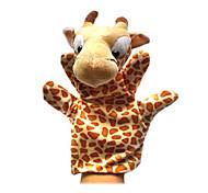Пальцевая кукла Животные Мультяшная тематика Необычные игрушки Для мальчиков / Для девочек Текстиль