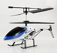 Shijue 3.5ch infrarood afstandsbediening rc helicopter met gyro / super robuustheid x202