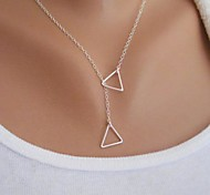 Simple Wild Geometric Triangulation Short Necklace