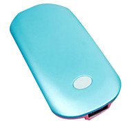 3000mAh Hand Warmer External Battery for iphone6/6plus/5S Samsung S4/5 HTC Blackberry and other Mobile Devices