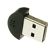 mini usb 2.0 microfono per pc