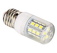 3W E26/E27 LED Mais-Birnen T 27 SMD 5050 270 lm Natürliches Weiß AC 85-265 V